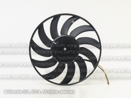 AD A4 01->04 cooling fan Valeo Nr. 698610