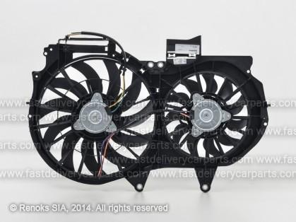 AD A4 01->04 ventilators komplekts 385/280MMM