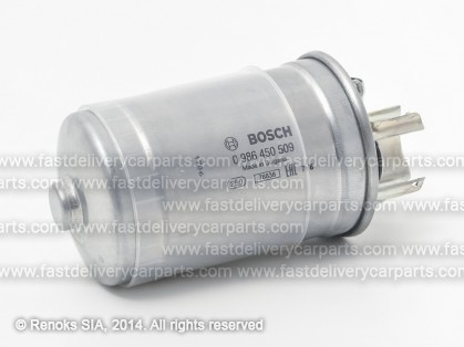 Degvielas filtrs BOSCH Audi, VW