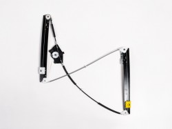 AD A4 01->04 loga pacēlāja mehānisms priekšas R elektro bez motoriņa